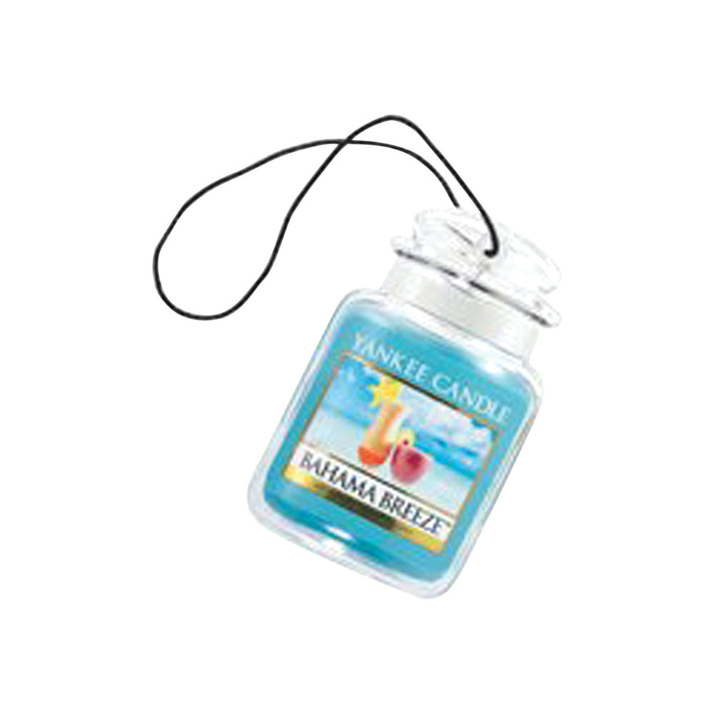 Yankee Candle 1220934 Car Air Freshener, Bahama Breeze Scent