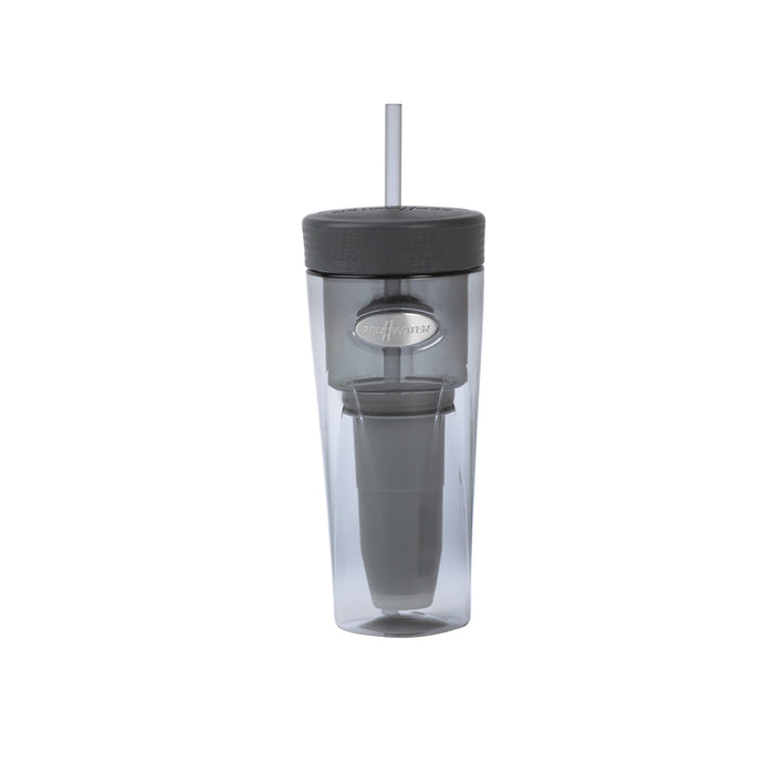 Zero Water ZT-026SCB Filtered Water Bottle, Plastic