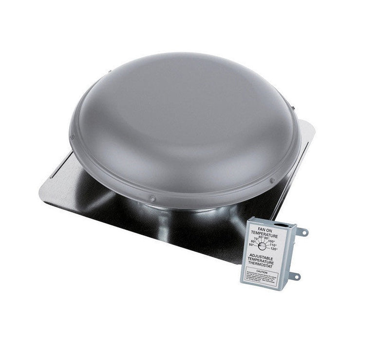 Air Vent 53830 Power Roof Ventilator, 14