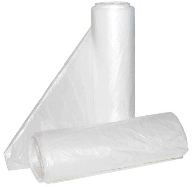Aluf Plastics HC-242406C Heavy Duty Commercial Can Liner, 10 Gallon