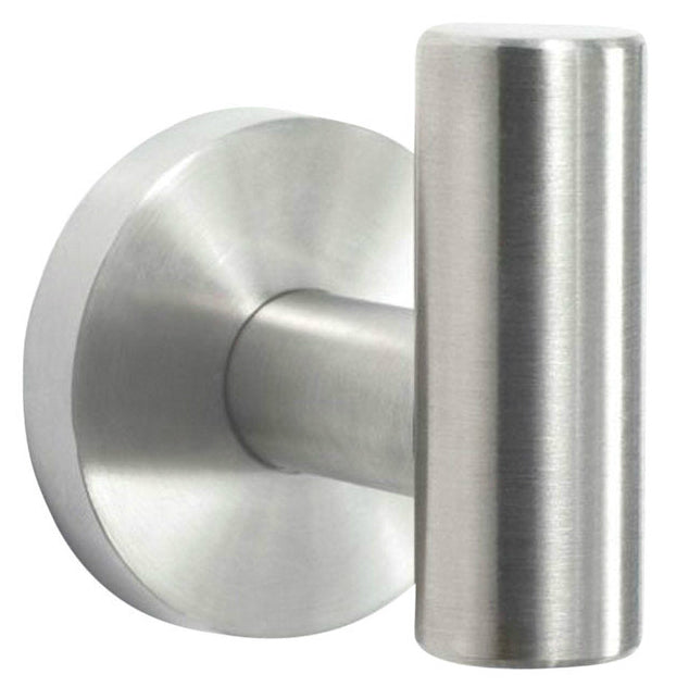 Amerock BH26542SS Arrondi Stainless Steel Robe Hook, 2