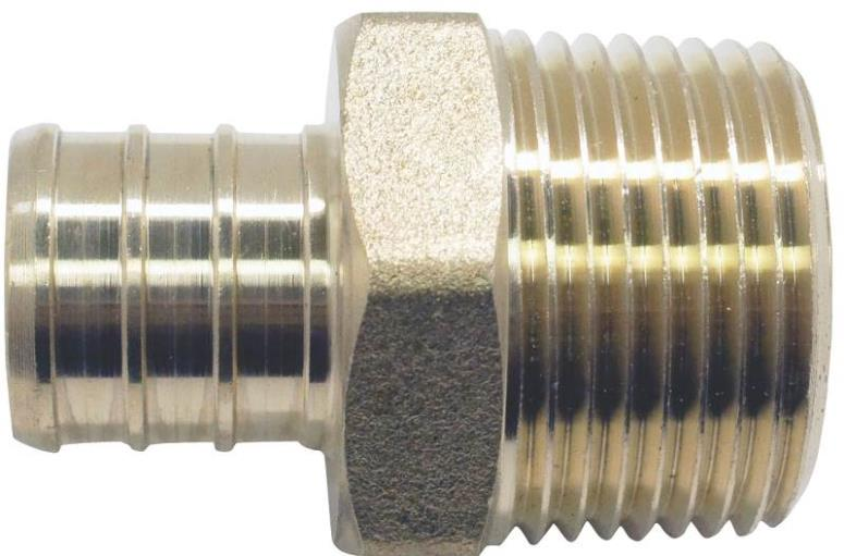 buy pex pipe fitting adapters at cheap rate in bulk. wholesale & retail plumbing supplies & tools store. home décor ideas, maintenance, repair replacement parts