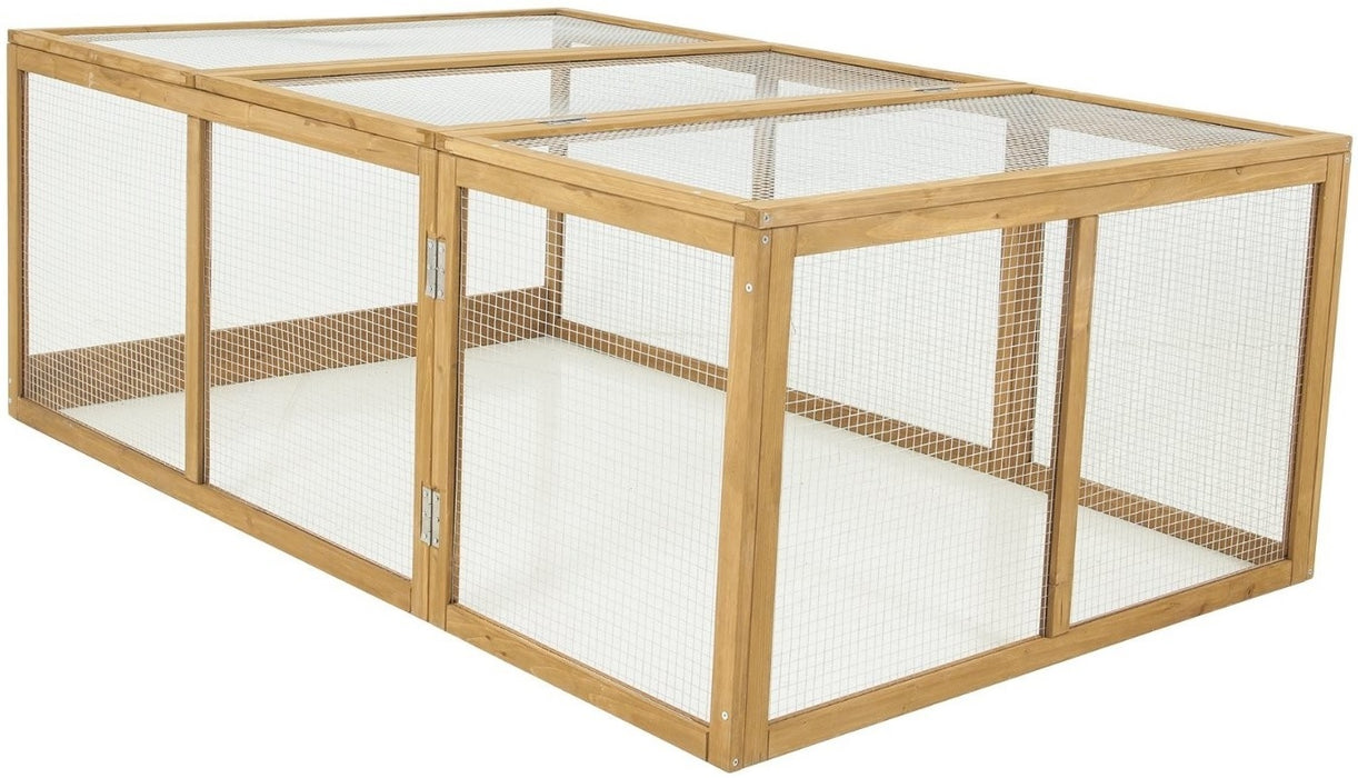 Buy aspen pet chicken fort run - Online store for farm supplies, poultry equipment & supplies in USA, on sale, low price, discount deals, coupon code