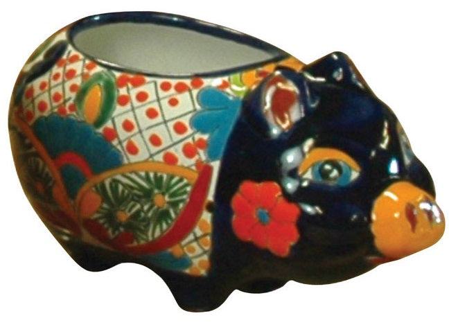 Buy talavera pig planter - Online store for landscape supplies & farm fencing, planters in USA, on sale, low price, discount deals, coupon code