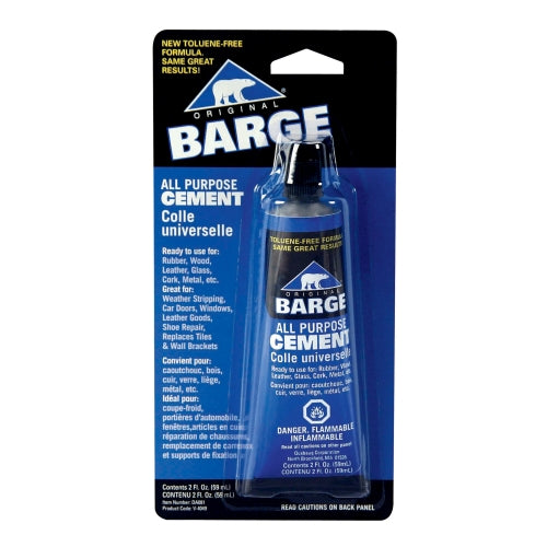 Quabaug DA081 Barge Cement Glue, 2 Oz
