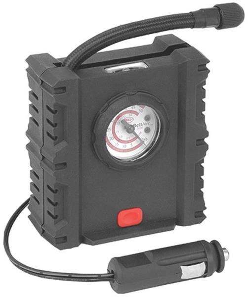 Bell 30500-8 Tire Inflator, 12 Volts DC