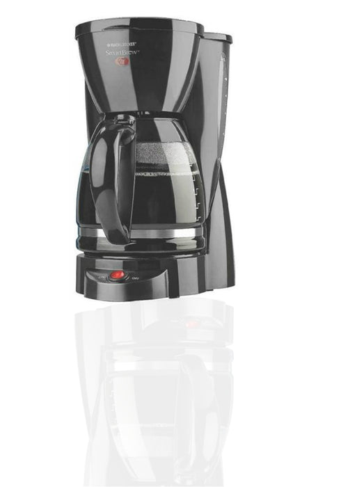 Black & Decker CM1200B SmartBrew 12-Cup Coffee Maker, Black