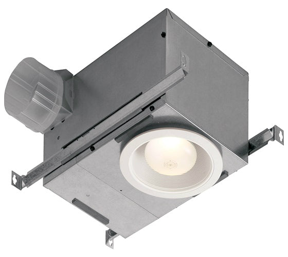 Broan 744 Recessed Fan Light, 70 CFM