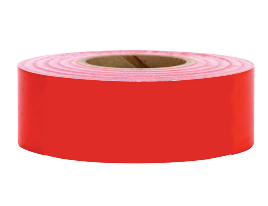 CH Hanson 17021 Standard Flagging Pvc Tape, Red, 300'
