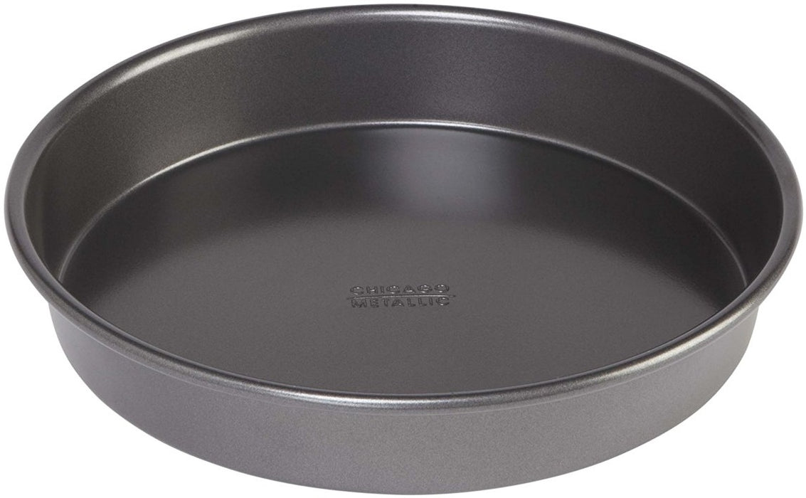 Chicago Metallic 17729 Round Cake Pan, Silver