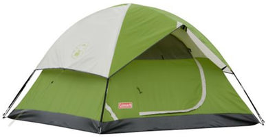 Coleman 2000007828 Sundome 3 Person Tent, 7' X 7'
