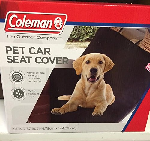 Coleman CPP-712 Pet Car Seat Cover, 57