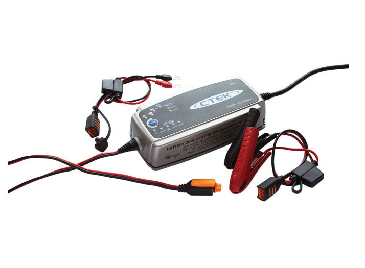Ctek 56-353 Battery Charger And Maintainer, 7 Amps