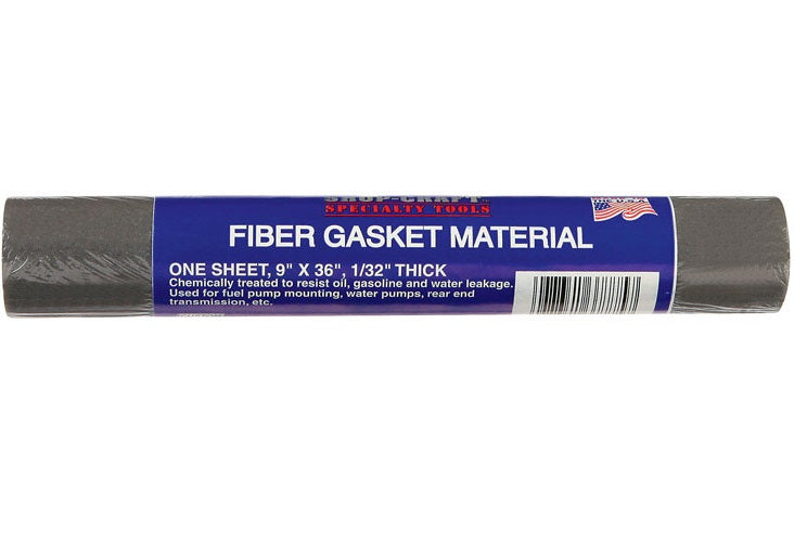 Custom Accessories 37775 Shop Craft Fiber Gasket Material, 9
