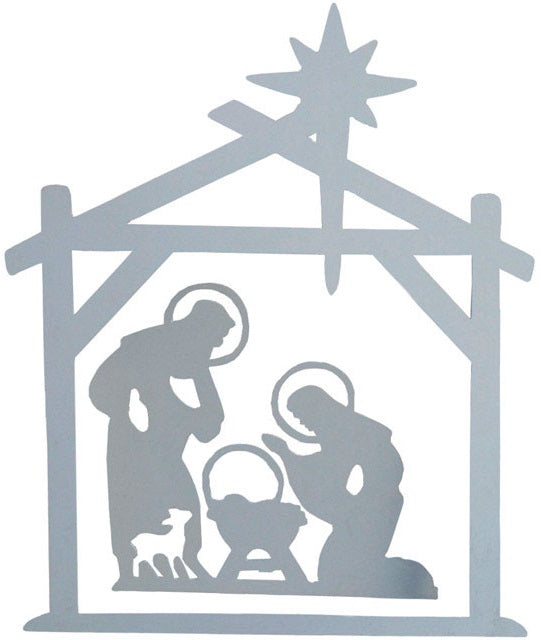 DHI 308023 Nativity Silhouette, 50