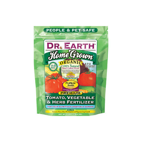 Organic 5 Tomato Vegetable Amp Herb Fertilizer On Sale