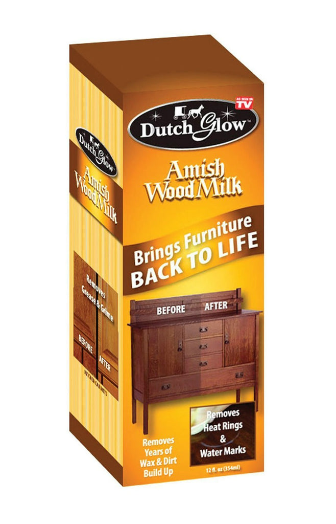 Amish Wood Milk 12 Oz Low Price Best Cleaning Tools