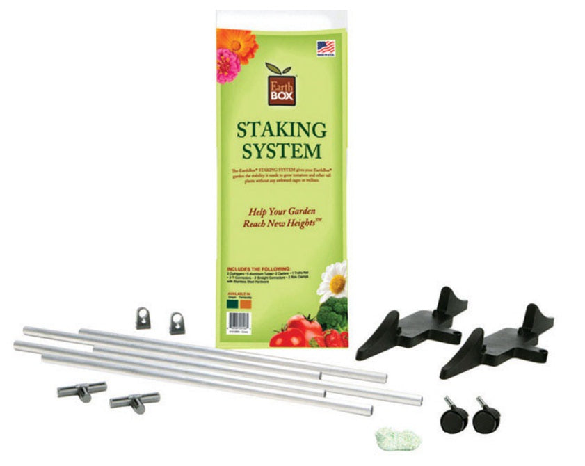 Earthbox 81011 Plant Staking System, Green