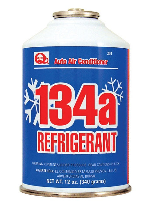 Ef Products NR-134A R134A Air Conditioner Refrigerant, 12 Oz