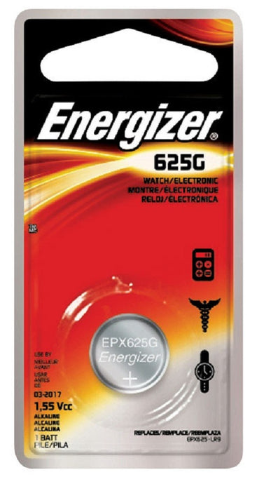 Energizer E625GBPZ Watch/Electronic Battery, 625G,1.5 volts, 1 Battery