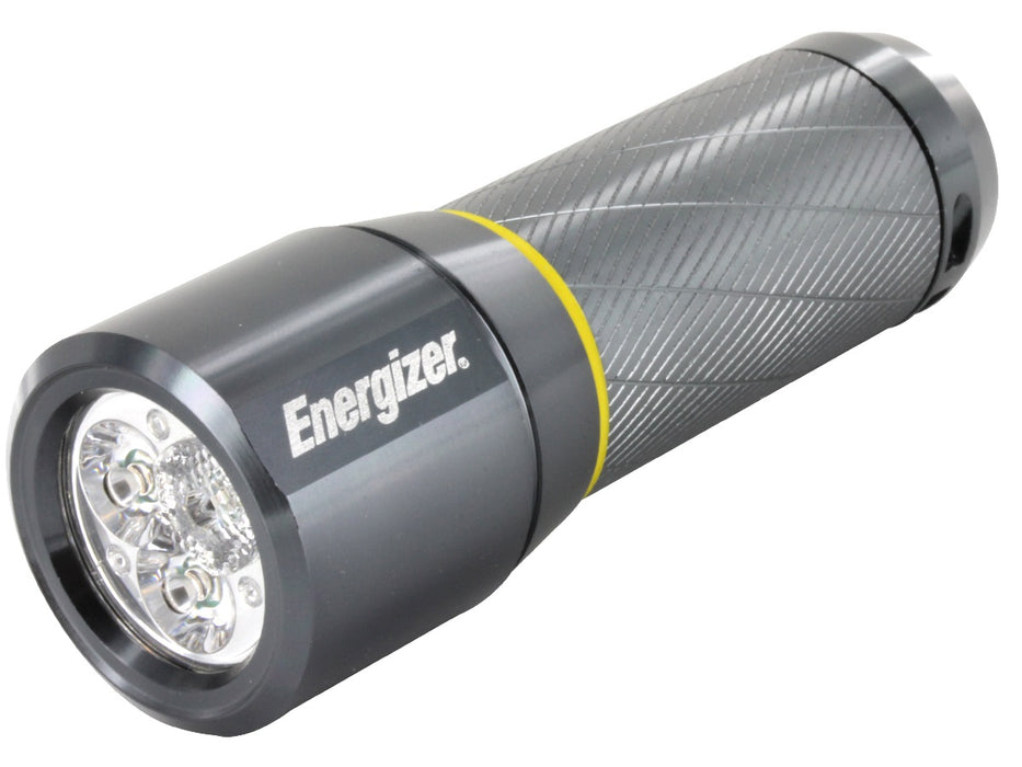 Energizer EPMHH32E  Vision HD LED Flashlight, 250 lumens, Metallic