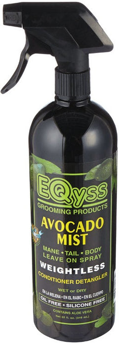 EQyss EYG020 Avocado Mist Weightless Moistrizer, 32 Oz