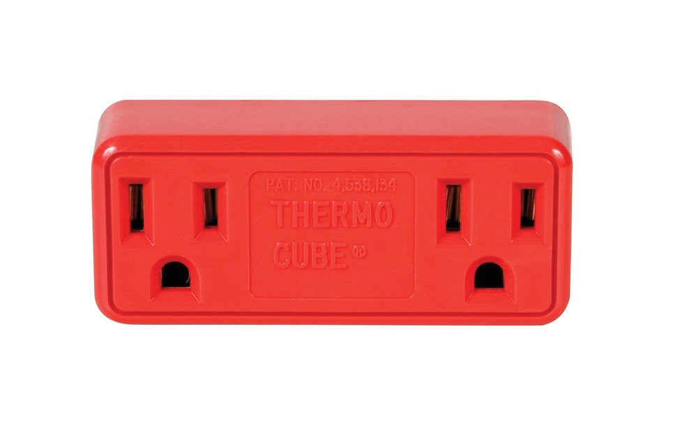 Buy thermo cube tc-21 - Online store for farm supplies, thermostatic controlled outlet in USA, on sale, low price, discount deals, coupon code