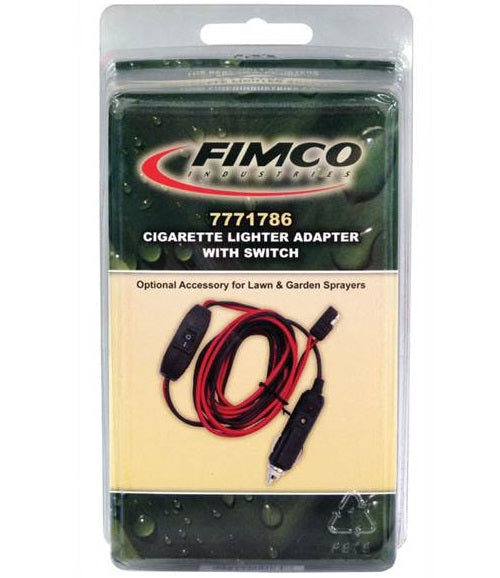 Fimco 7771786 Lead Wire Adapter With Switch, 10'