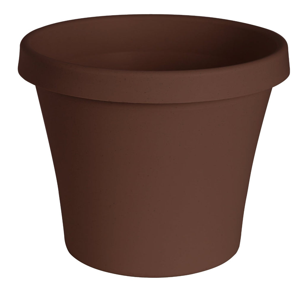 Head Planter Pots For Sale Fiskars 50316ch Terrapot Planter 16 Quot Chocolate