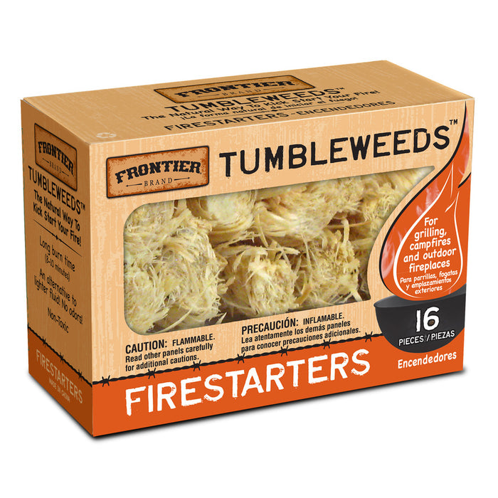 Buy tumbleweed firestarter - Online store for grills and outdoor cooking, charcoal briquets & fire starters in USA, on sale, low price, discount deals, coupon code