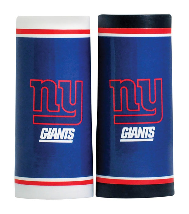 Kitchen Supplies Nyc: New York Giants Salt And Pepper Shakers, Low Price