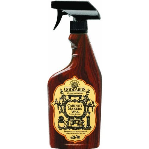 Goddard's 704388 Cabinet Makers Wax Spray, 16 Oz