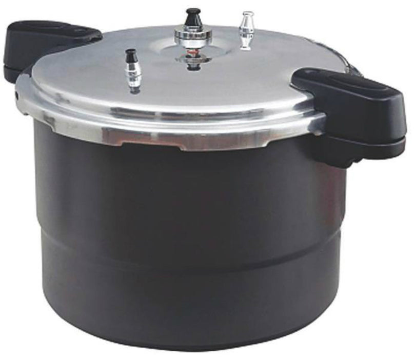 Granite Ware F0730-2 Anodized Aluminum Pressure Canner, Cooker & Steamer, 20 Quart