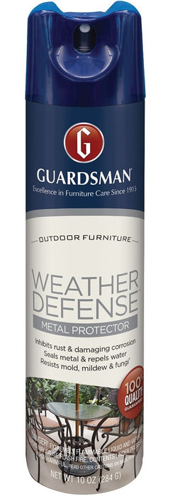 Guardsman 461800 Weather Defense Metal Protector, 10 Oz