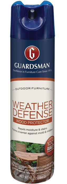 Guardsman 461900 Weather Defense Wood Protector, 10 Oz