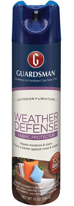 Guardsman 462000 Weather Defense Fabric Protector, 10 Oz