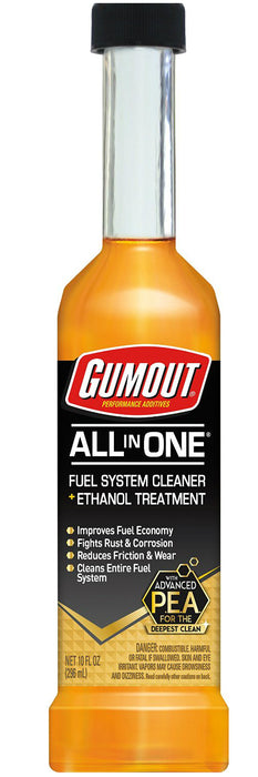 Gumout 800001366 All-In-One Fuel System Cleaner, 10 Oz