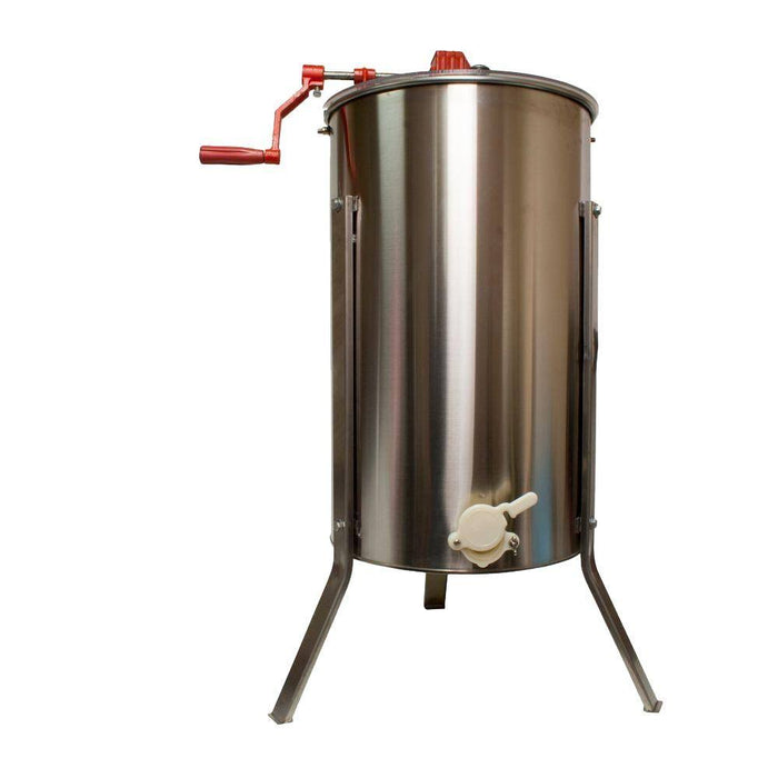 Harvest Lane Honey HONEYE-102 2 Frame Honey Extractor, Metal