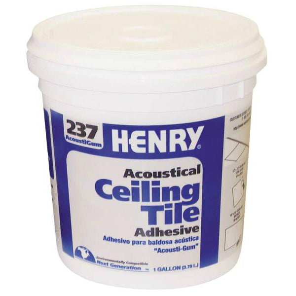 Buy henry ceiling tile adhesive - Online store for construction adhesives, acoustic in USA, on sale, low price, discount deals, coupon code