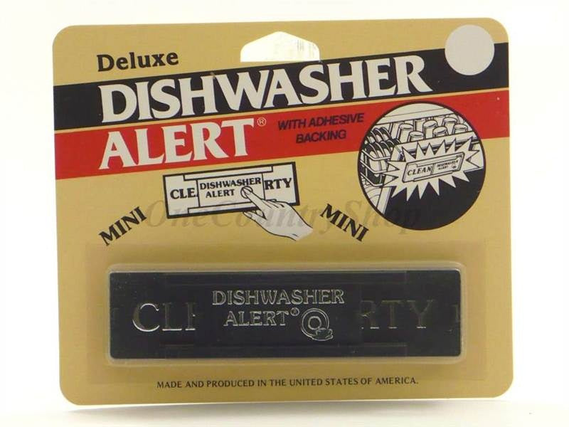 HIC 710 Deluxe Dishwasher Alert with Adhesive Backing