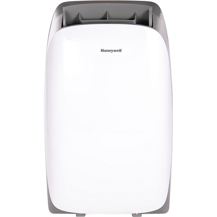 Honeywell HL10CESWG HL Series Portable Air Conditioner With Dehumidifier, White/Gray, 10,000 BTU