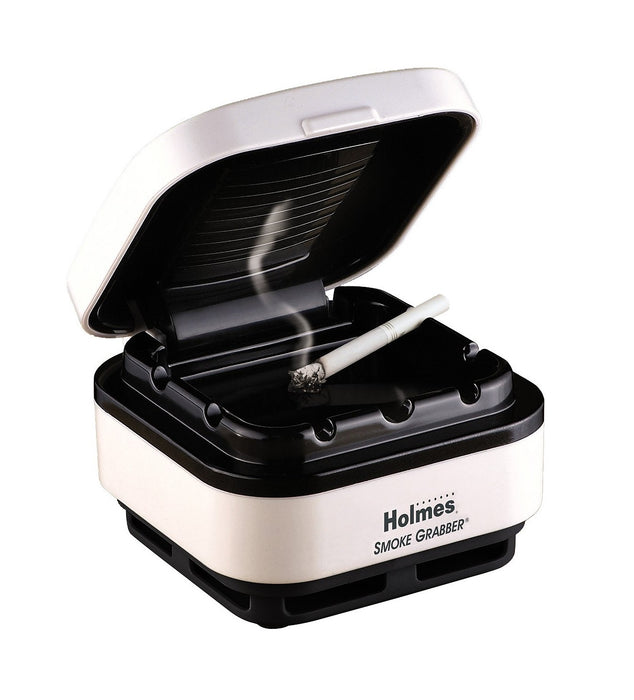 Holmes HAP75-UC2 Smokeless Ashtray, Off White