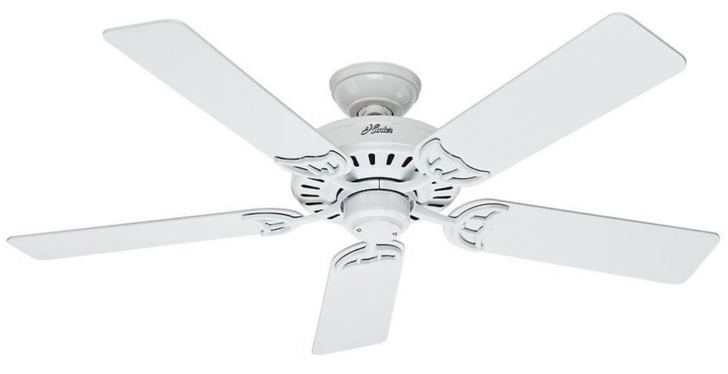 Hunter 53039 Summer Breeze 5 Blade Ceiling Fan, 52