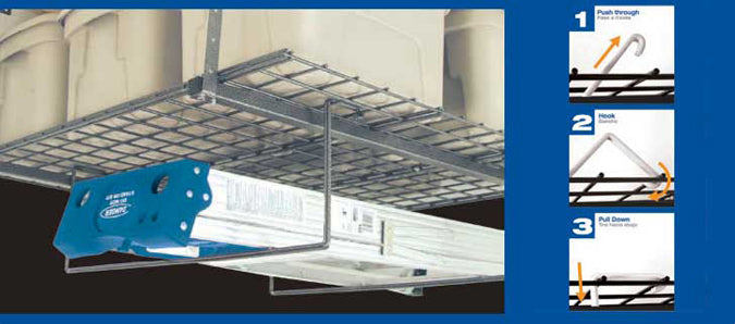 buy garage storage racks at cheap rate in bulk. wholesale & retail storage & organizers solution store.