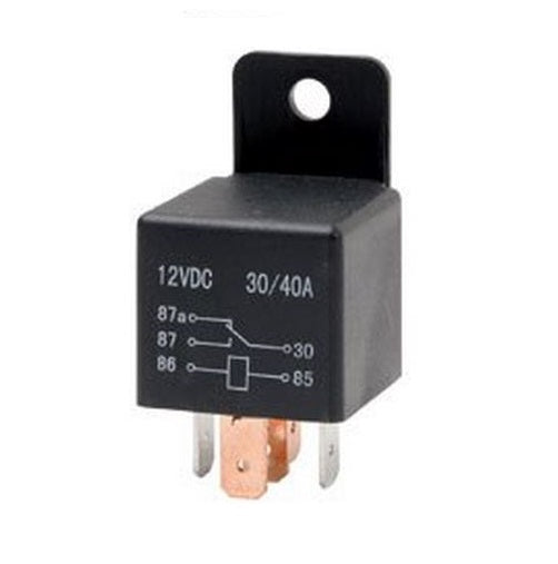 Imperial 72240 Mini (Spdt) Change-Over Relay, 12 Volt, Per Package of 2