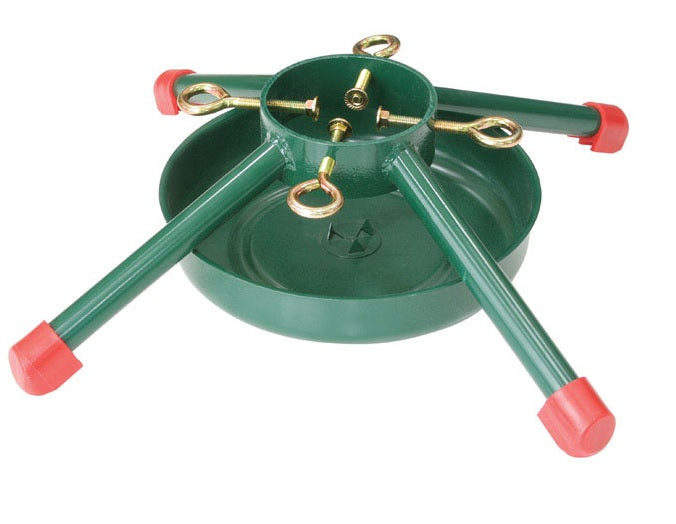 Heavy Duty Christmas Tree Stand.Jack Post 5244 Christmas Tree Stand Steel Green 24