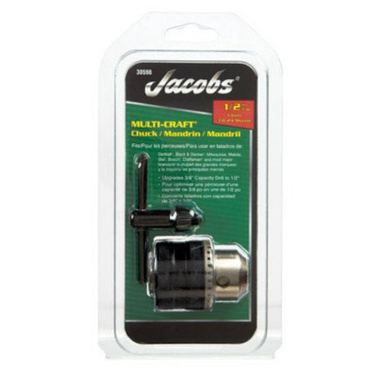 Buy jacobs 30598 - Online store for power tool accessories, drill chucks in USA, on sale, low price, discount deals, coupon code