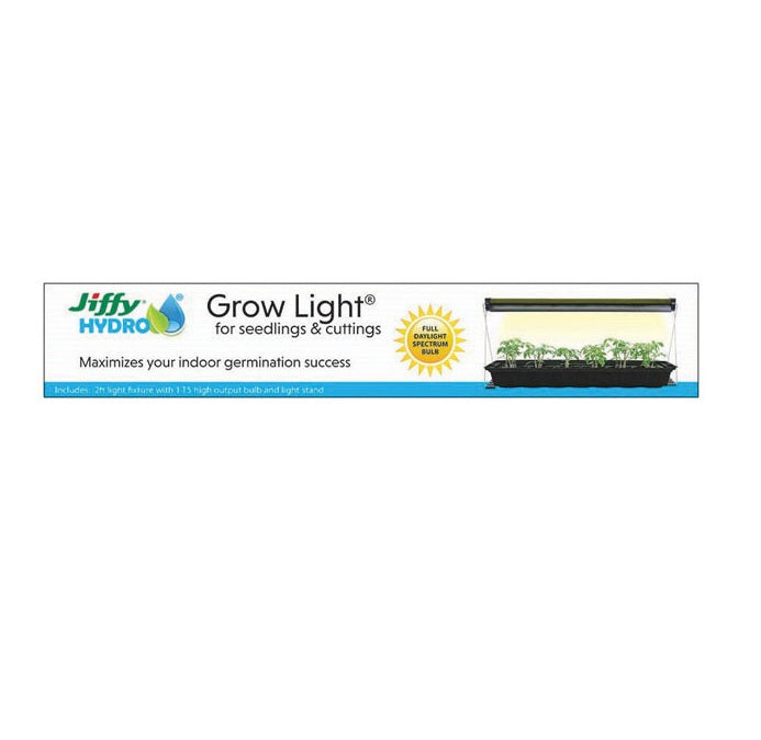 Jiffy JHLIGHT-9 Hydro Grow Light, 24
