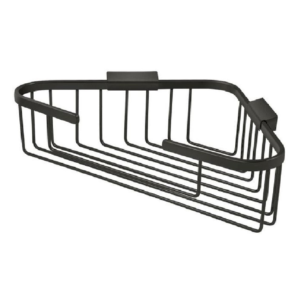 Deltana WBC1310U10B Corner Wire Basket, Oil Rubbed Bronze
