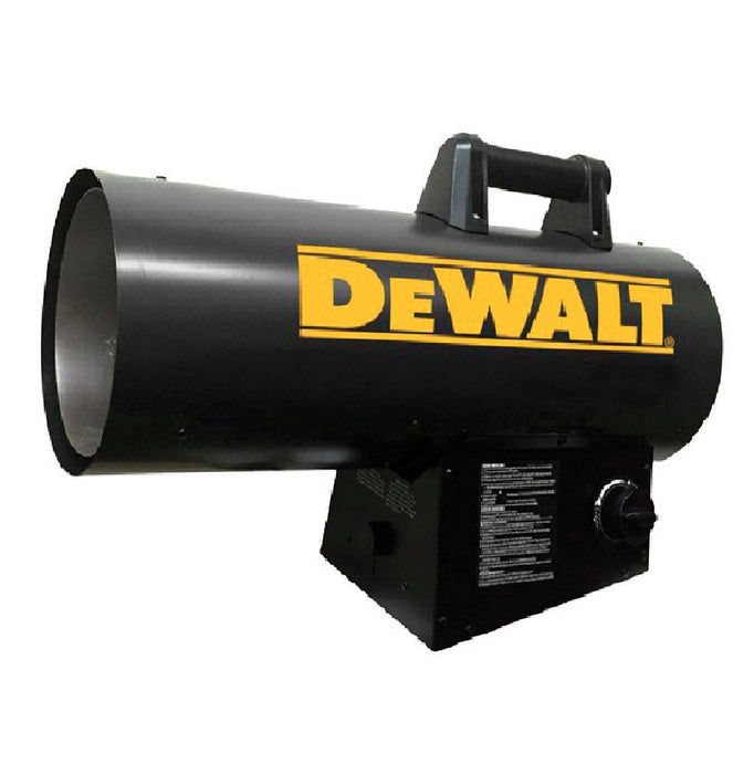 DeWalt F340755 Propane Forced Air Portable Heater, Steel